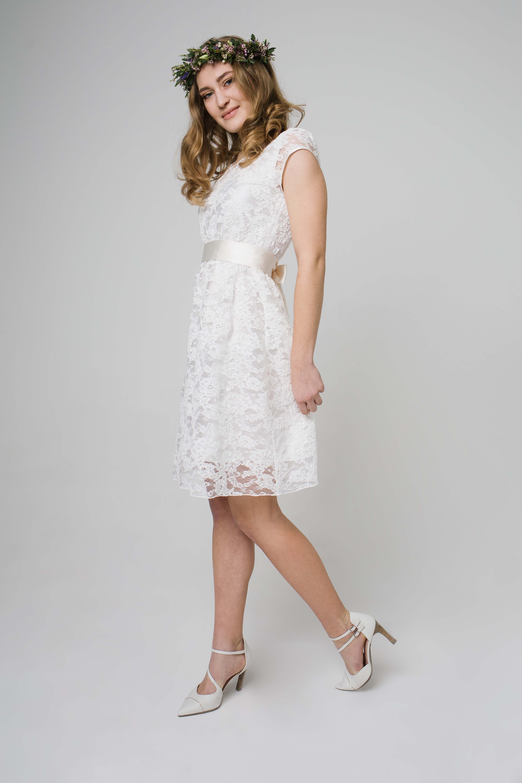 Labude Braut Couture Kollektion 2017 - Brautkleid Amandine creme ...