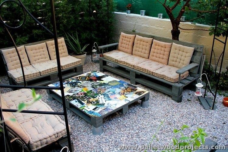 Pallet-Lounge-Furniture.jpg (750×500)   contenedores   Pinterest ...