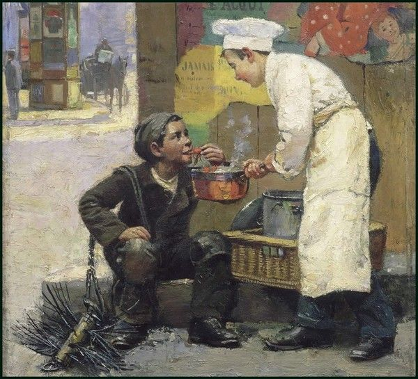 Paul Charles Chocarne-Moreau, né à Dijon en 1855, mort à Neuilly-