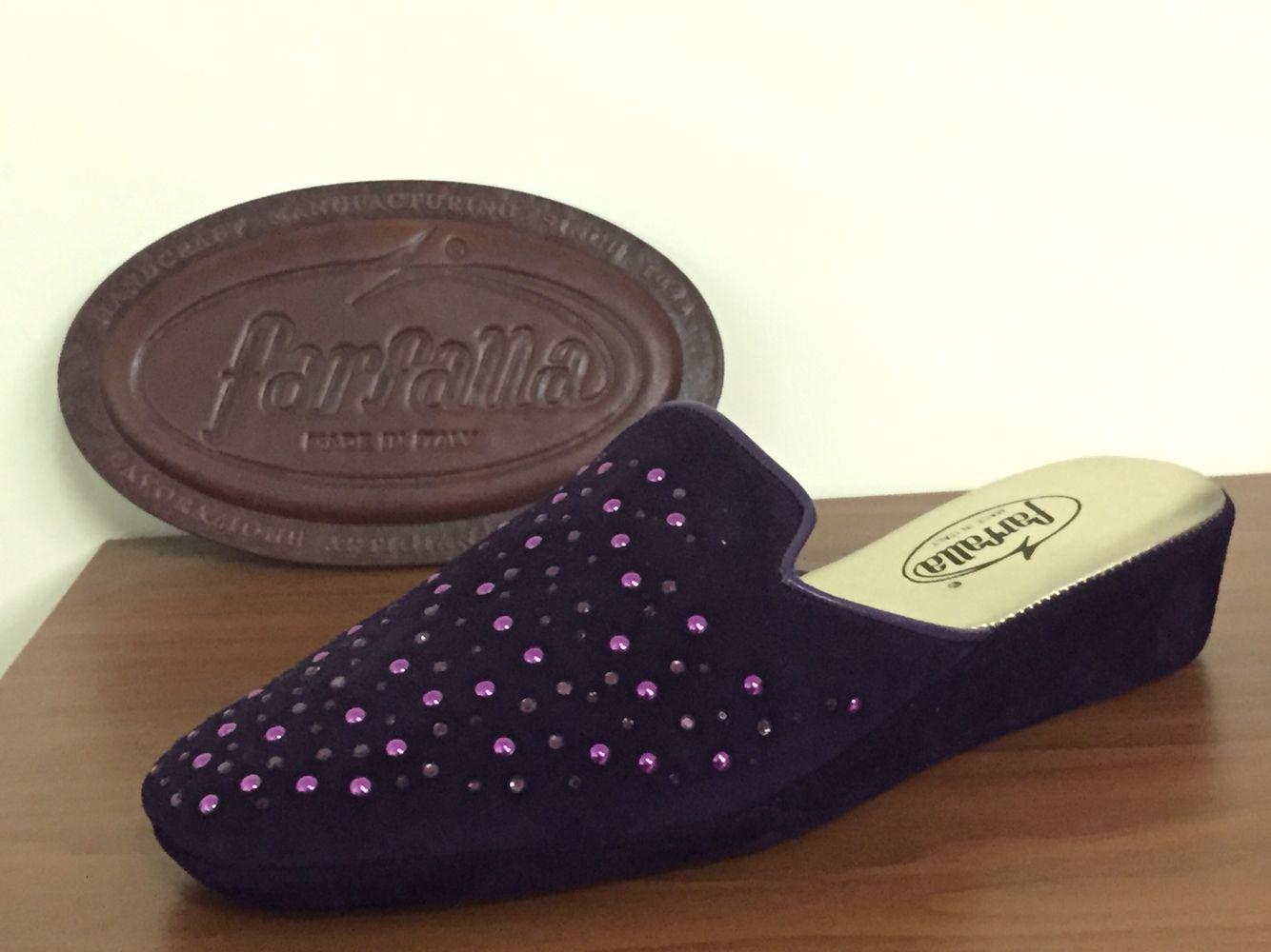 Pantofole donna Farfalla!