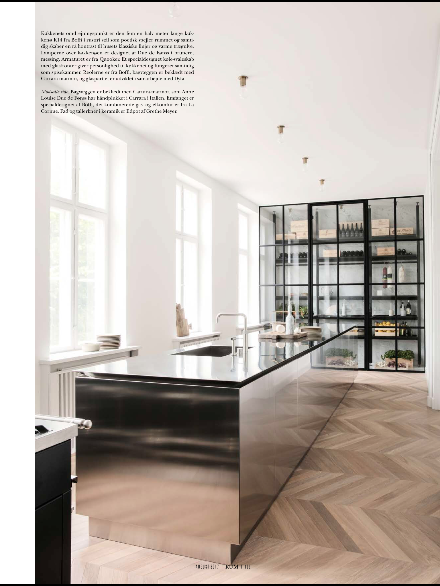 We love timber flooring in the kitchen read more about why its a good idea
