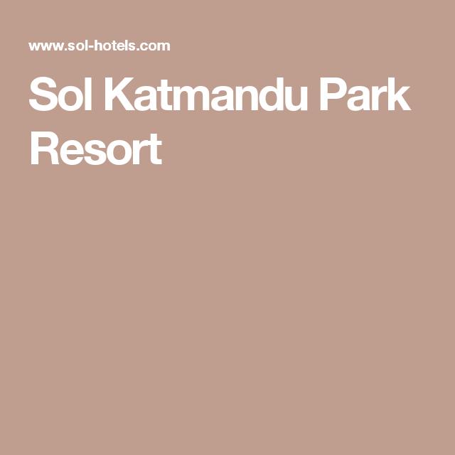 Sol Katmandu Park Resort Park Resorts Family Resort Vacations Vacation Resorts