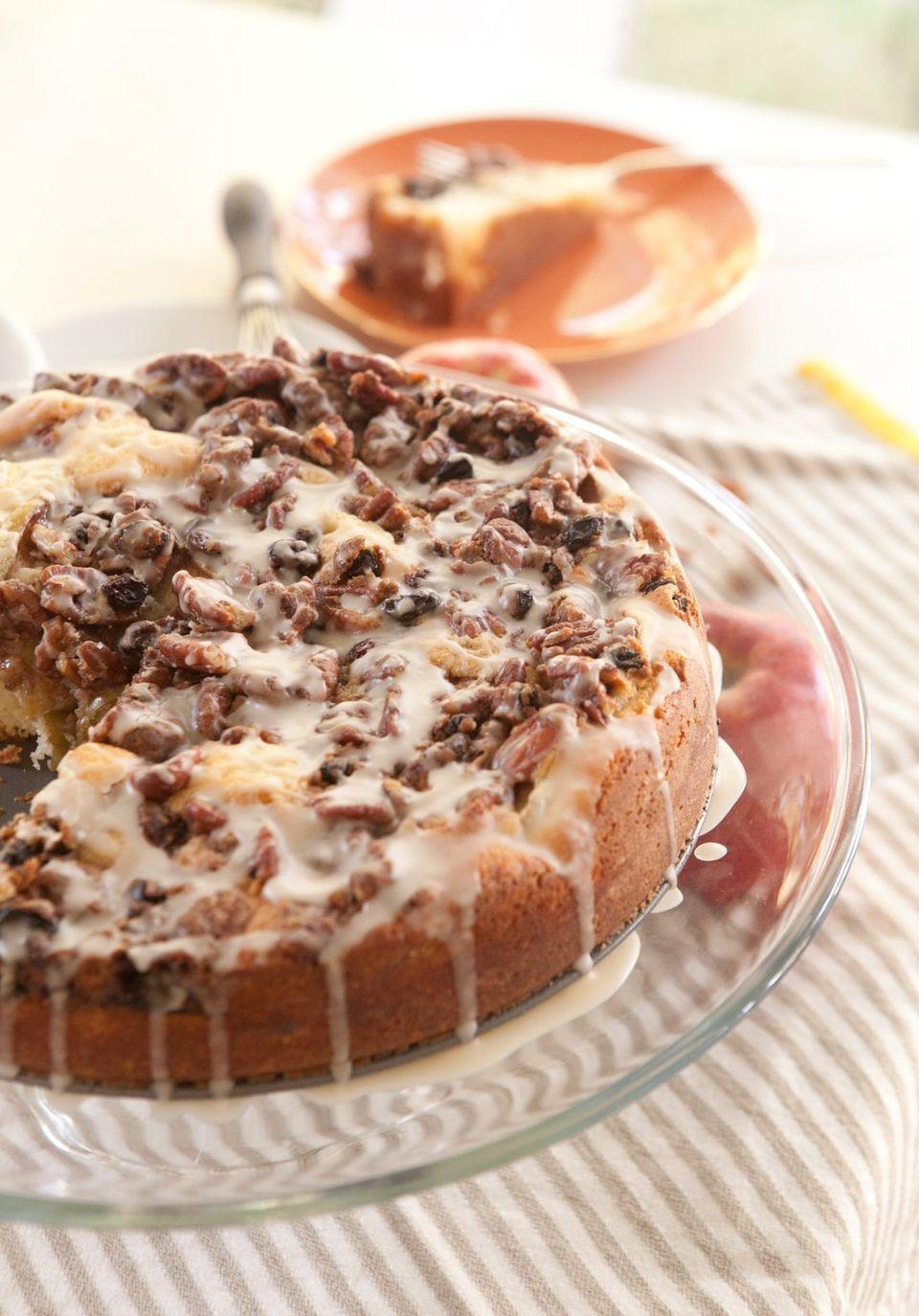 Applepecan coffeecake coffee cake food dessert recipes
