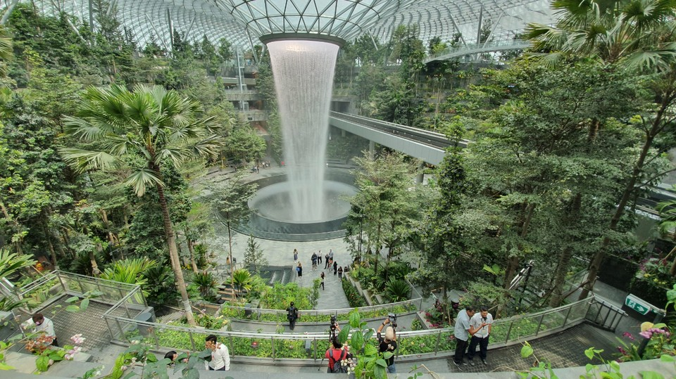 Jewel Changi Airport Review The Fullest Jewel Changi Guide