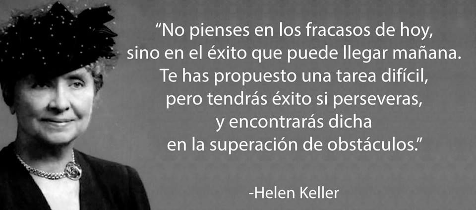 Pin En Frases De Helen Keller