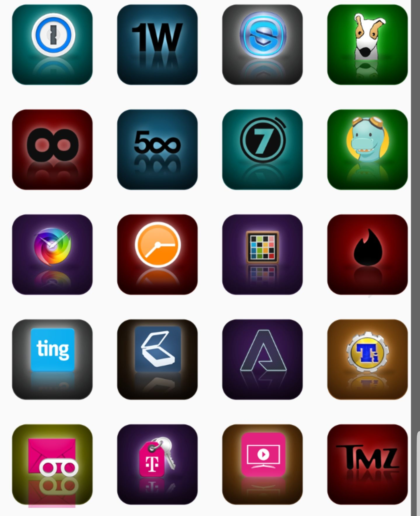 Elegate Pack De Iconos Para Tu Android Pack De Iconos Iconos Android