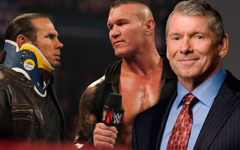 Vince Mcmahon Changed Randy Orton Matt Hardy Wwe Raw Segment At Last Minute Vince Mcmahon Wrestling News Wwe News