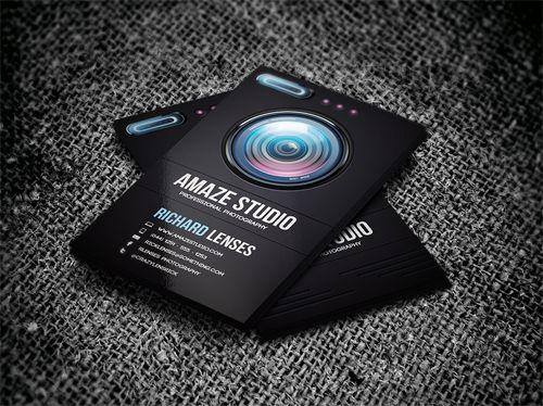 photographer-business-cards | Proyectos que debo intentar ...