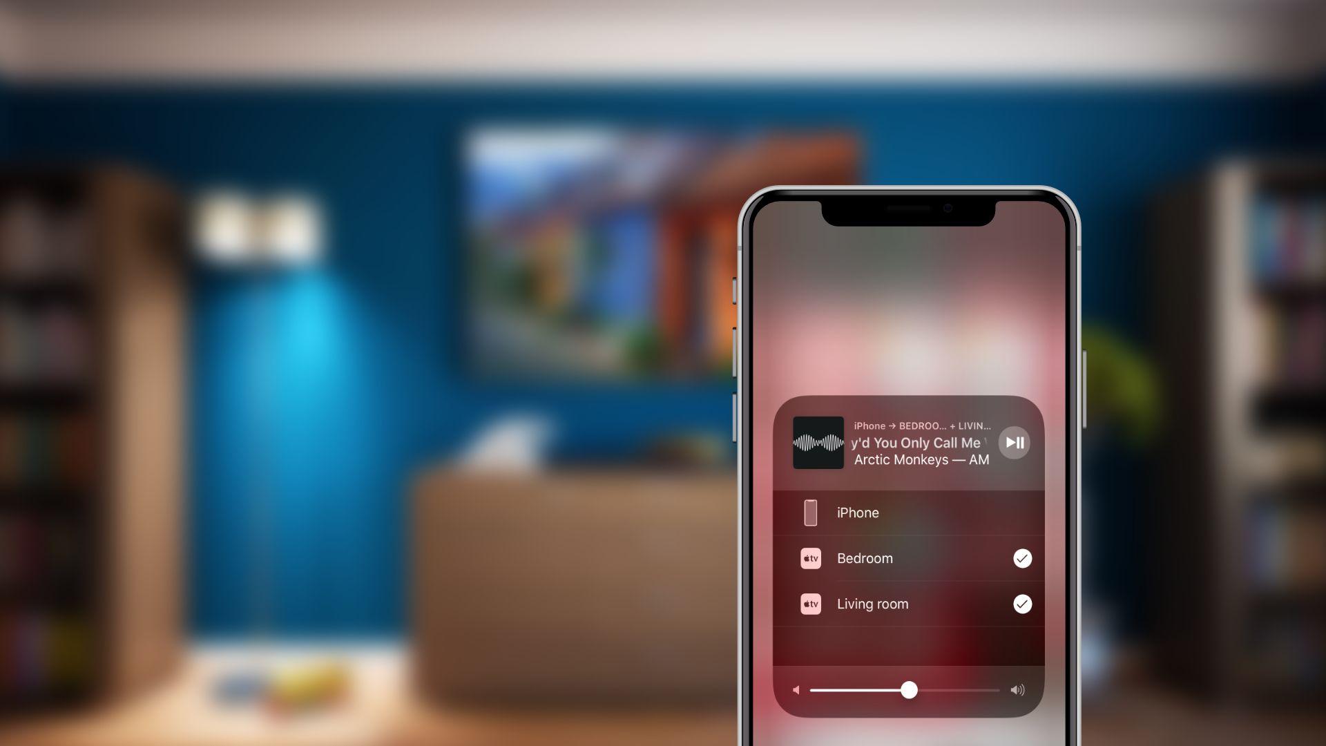 iOS 11.3 a tvOS 11.3 podporujú AirPlay 2 viackanálové