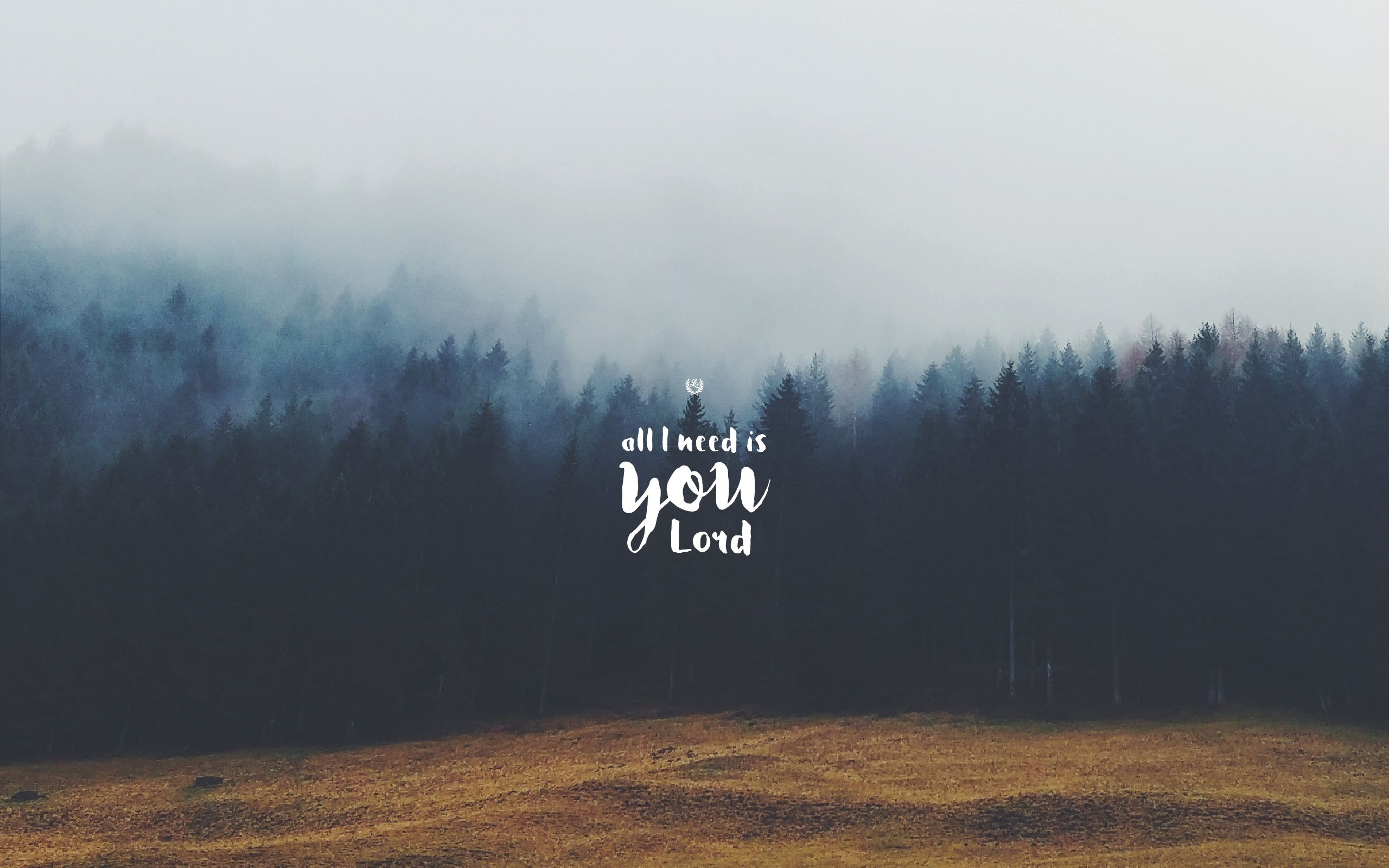 "all i need is you""hillsong united // laptop wallpaper format"