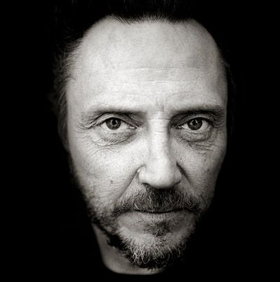 christopher walken by andy gotts