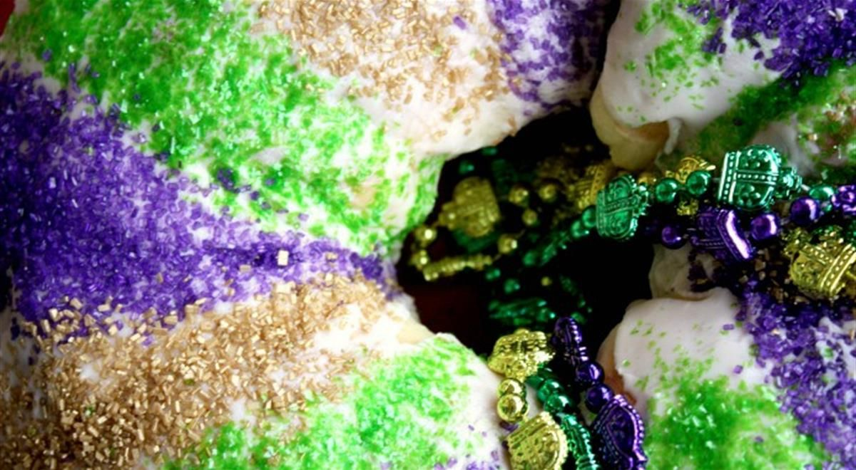King cake master this new orleans staple with this video