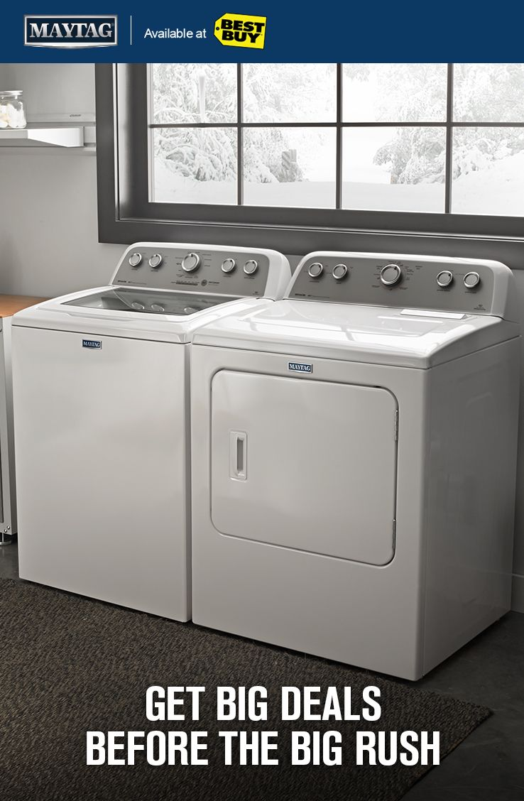 Get Powerful Black Friday Deals On Maytag Washer And Dryer Pairs Now Through 11 29 17 Cool House Designs Modern Houses Interior Maytag Washer And Dryer