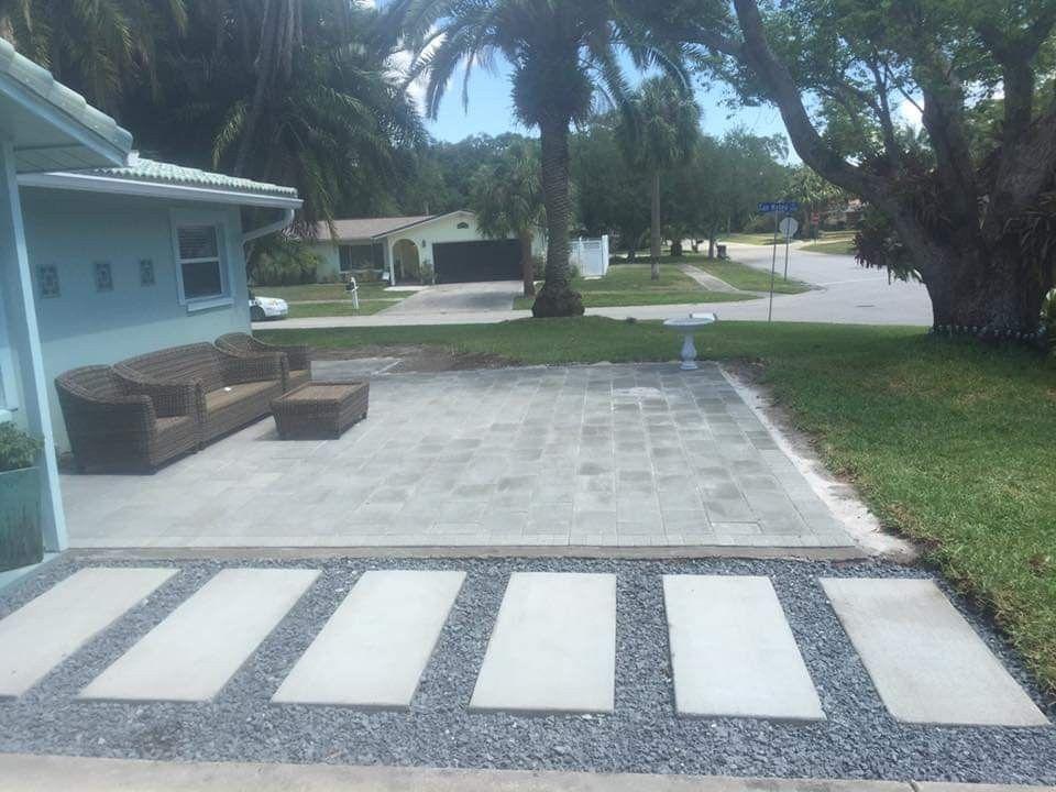 Tampa Fl Paver Installation Pavers Installed Near Me Concrete Pavers Walkway Patio Stones Paver Patio