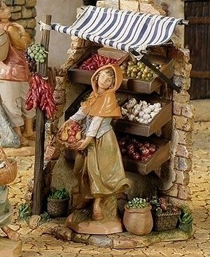 Fontanini Produce Stand
