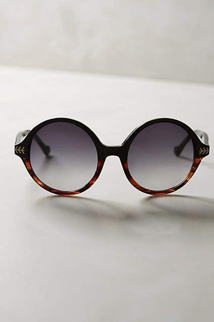 ett:twa Torill Sunglasses #anthroregistry