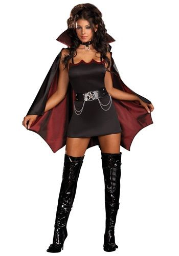 Adult Sexy V&ire Costume  sc 1 st  Pinterest & Adult Sexy Vampire Costume | COSTUMES | Pinterest | Sexy vampire ...
