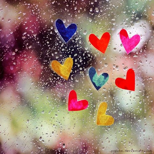 Explore Love Heart, Happy Heart And More! Rainy Day Quotes ...