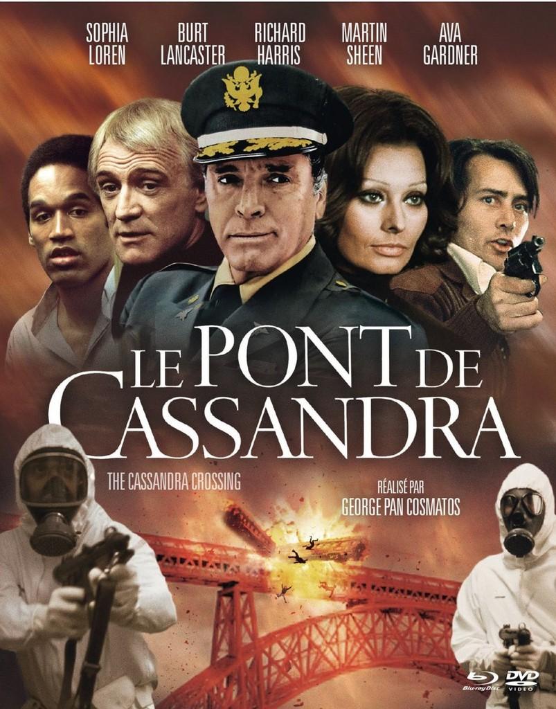 Le Pont De Cassandra Film D Action Film Catastrophe Elephant Film