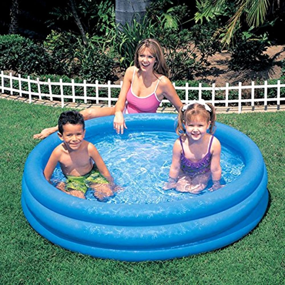 Intex Inflatable Kids Pool Intex Round Pool 45 X 10 Small Inflatable Pool