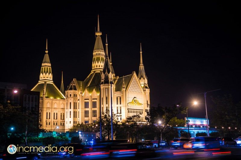 Photo Of The Day Iglesia Ni Cristo Media Photo Churches Of Christ Church