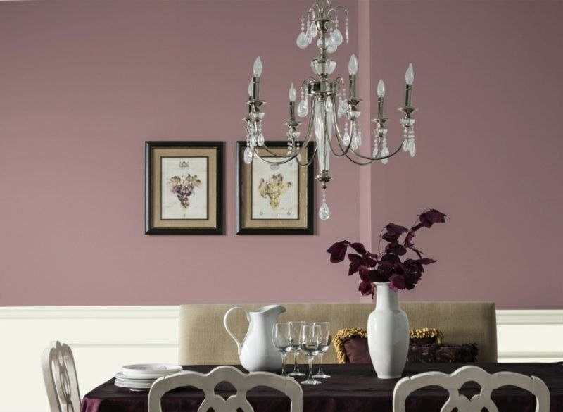 Wall Paint Old Pink 21 Romantic Ideas For Your Home Bedroom Wall Colors Bedroom Decor Interior Aesthetic pink room paint color