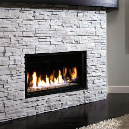 Kingsman Zdvrb3622 Zero Clearance Direct Vent Gas Fireplace