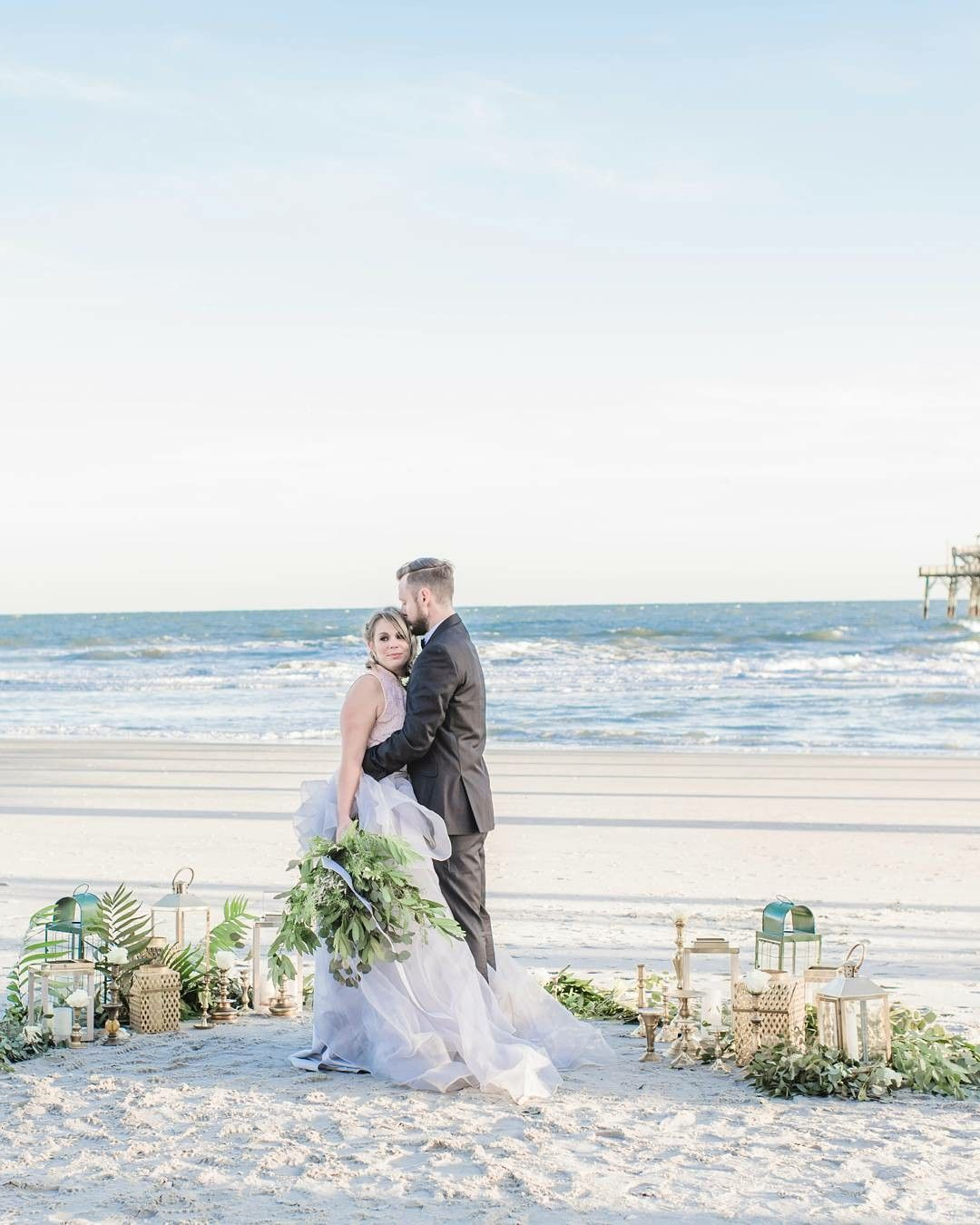 elopement on the beaches of Myrtle Beach, SC