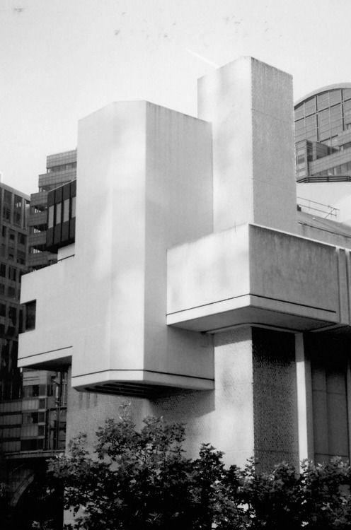 Salter's Hall, Basil Spence, 1970s