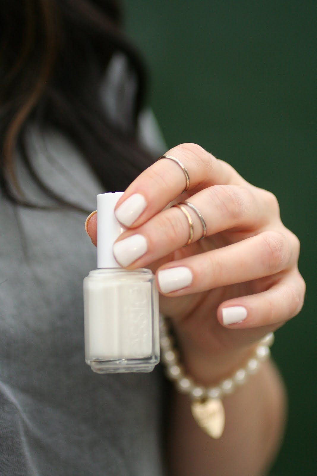 Pin by Alma Lopez on white or almost white | Pinterest | Essie ...