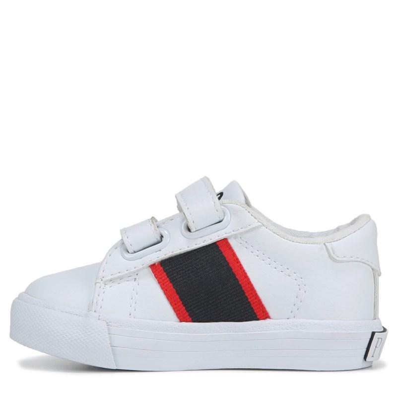 Ralph Preschool Shoeswhite Lauren Polo Kids' By Geoff Ez Sneaker thsQrdCx