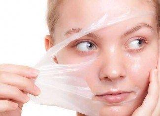Cilt Yenileyici Peeling Maskeleri
