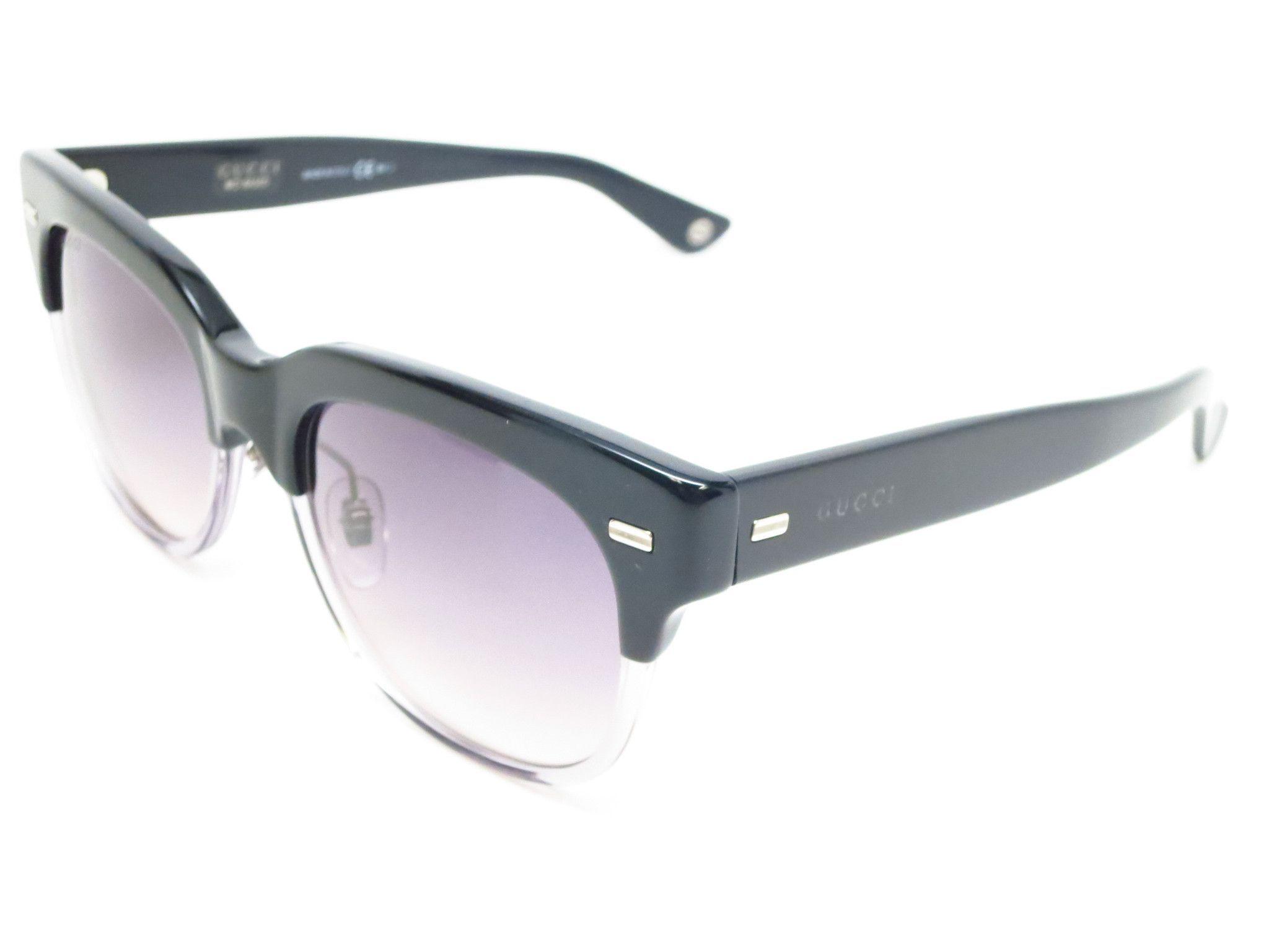 d85e8e4267 Gucci GG 3744 S X9H9C Grey Black Sunglasses