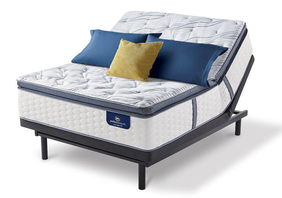 Serta Honeybrook Queen Super Pillow Top Perfect Sleeper Mattress
