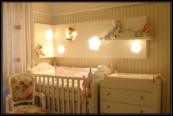 Um sonho de quarto de beb iluminacion pinterest dormitorio bebe habitacion bebe ni a - Iluminacion habitacion bebe ...