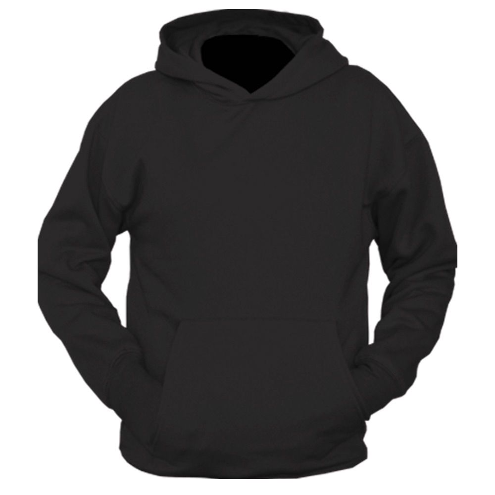 Download Hoodie Template Front Transparent Png Clipart Free With Blank Black Hoodie Template Best Professional Template Kaos Desain Medis