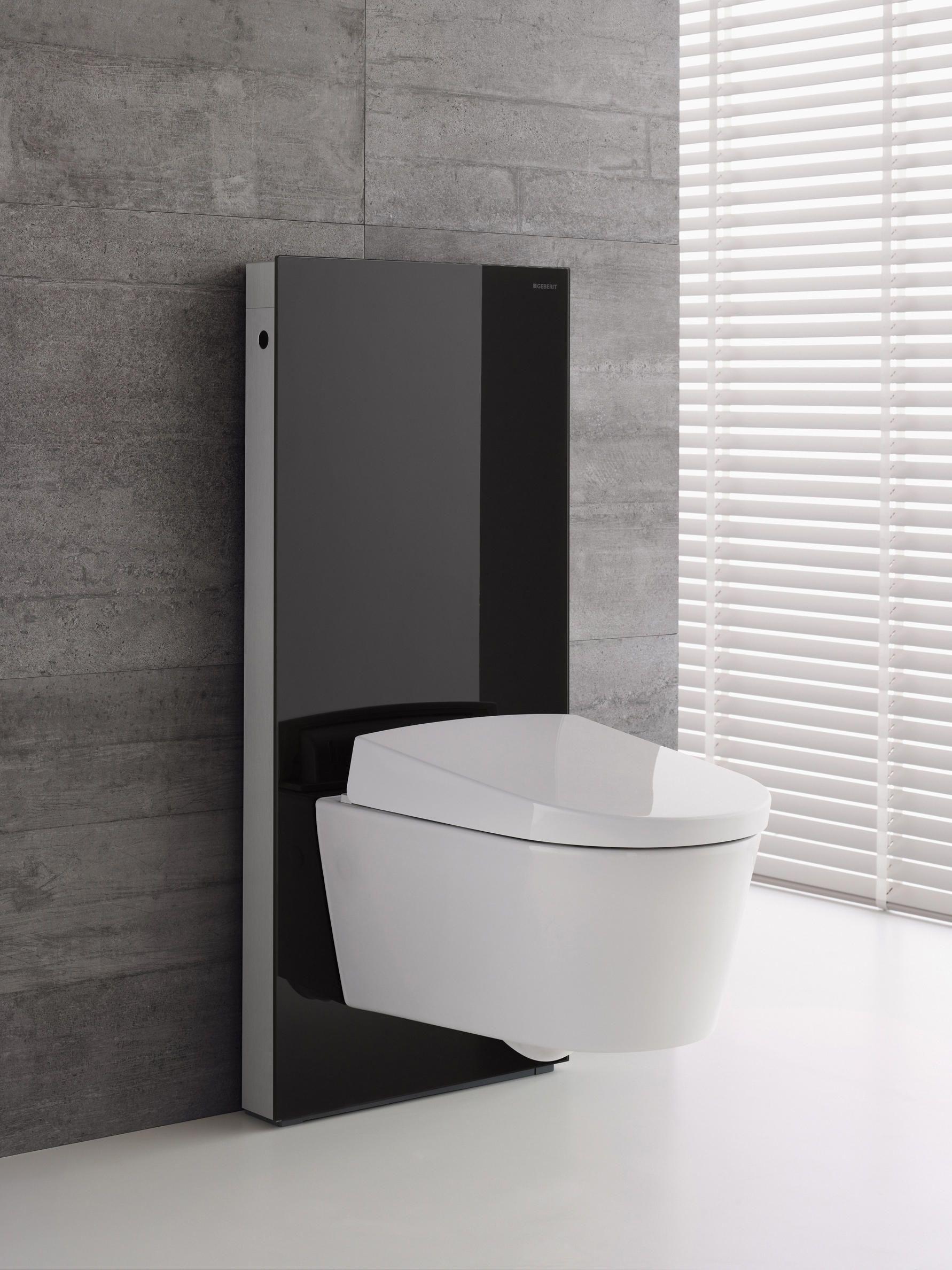 Geberit Monolith Plus By Geberit Small Toilet Room Modern