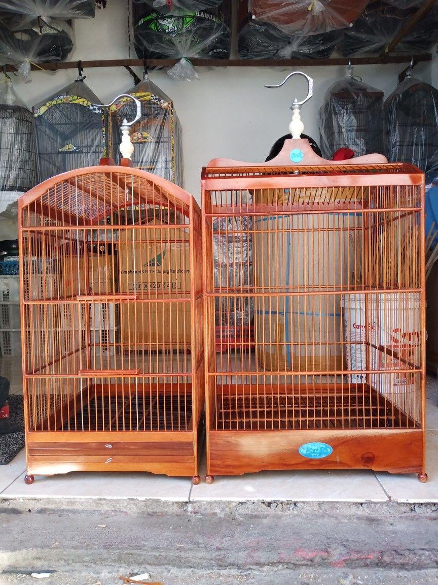 Sangkar Kotak Bnr Sangkar Burung Sangkar Rumah Burung