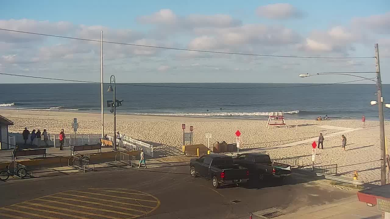 Cape May Nj Beach Cam And Surf Report In 2020 Nj Beaches Cape May Surfing