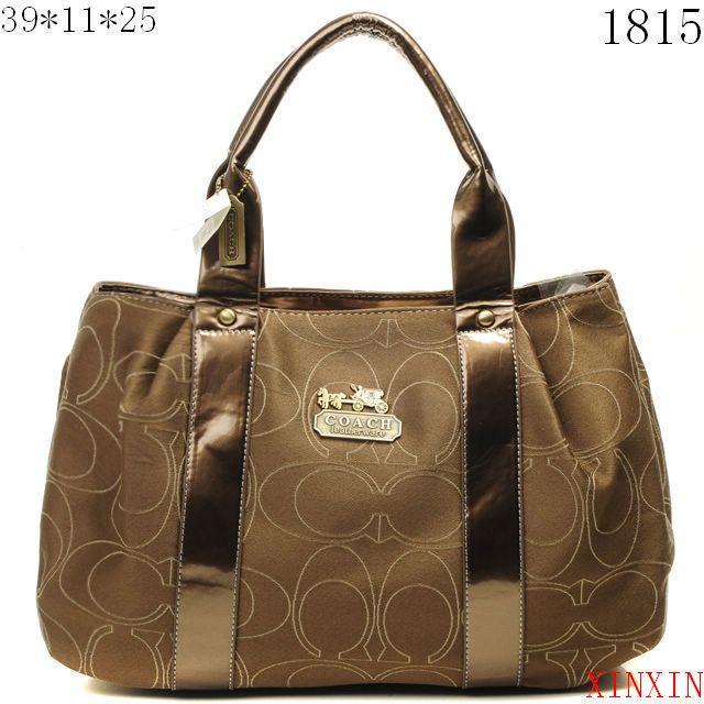 Us1542 Coach Handbags Outlet X1815 Brown 1542