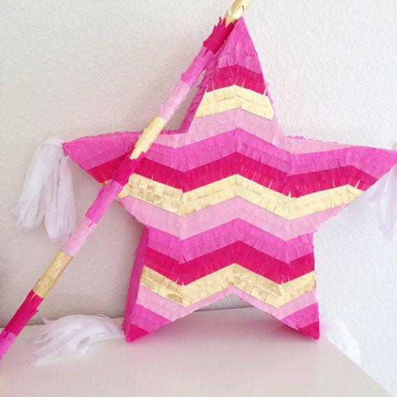 Custom Piñata stick by bloombybre on Etsy | FIESTAS | Birthday