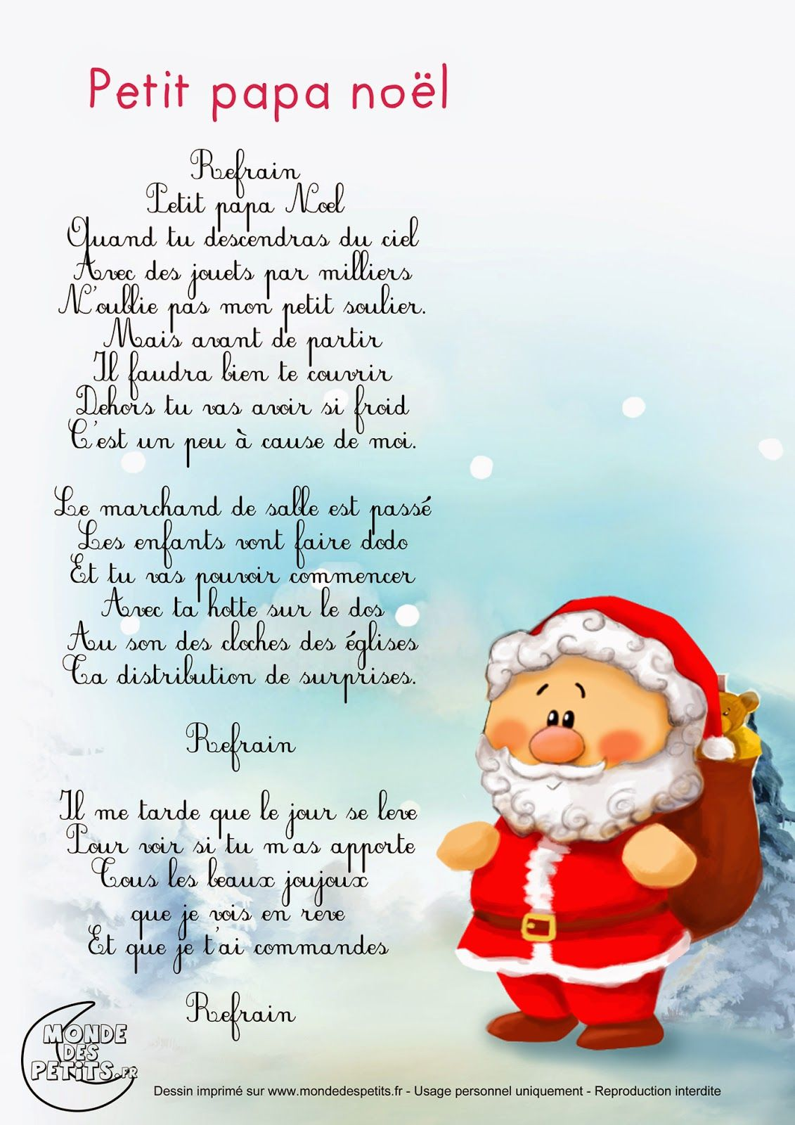 Histoires De Pompons The Blog Learn Play Histoires De Pompoms Wish You A Merry Christmas With The Fren French Christmas Songs French Christmas French Kids