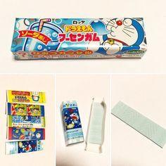 #Doraemon #Fu-sengamu #boxfromjapan  Refrescante sabor a soda. Diviértase con el Chicle Doraemon con el popular personaje. http://ift.tt/1VPNF0E Refreshing soda taste. Enjoy yourself with Doraemon Gum based on the popular character. #golosinasjapon #japanesecandy #BFJfebruarybox #BFJcajafebrero