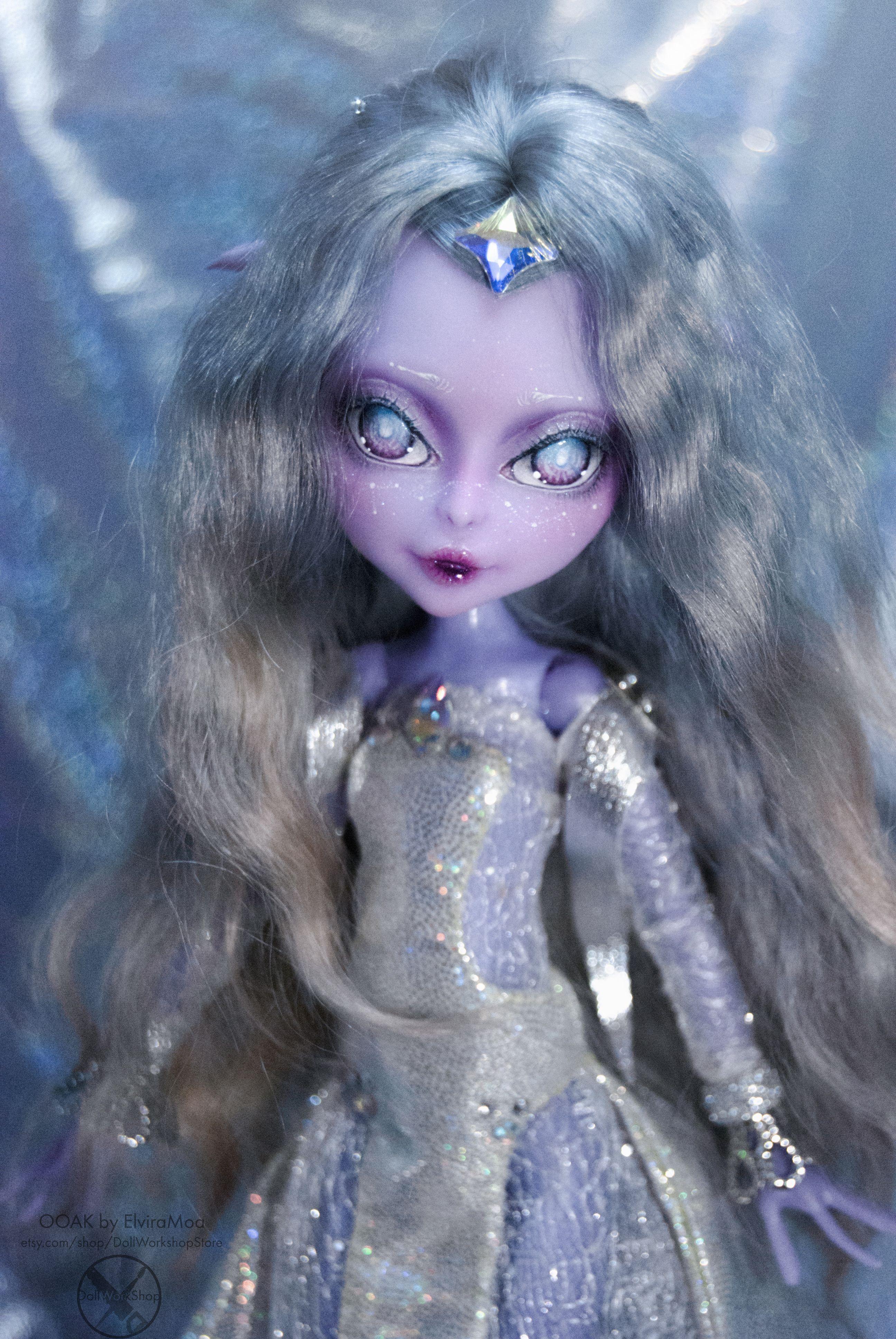 Alien - Custom Blythe Doll One-Of-A-Kind OOAK