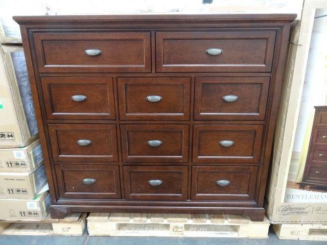 Universal furniture lulea cove gentlemans dresser costco 5 - Universal broadmoore bedroom furniture ...