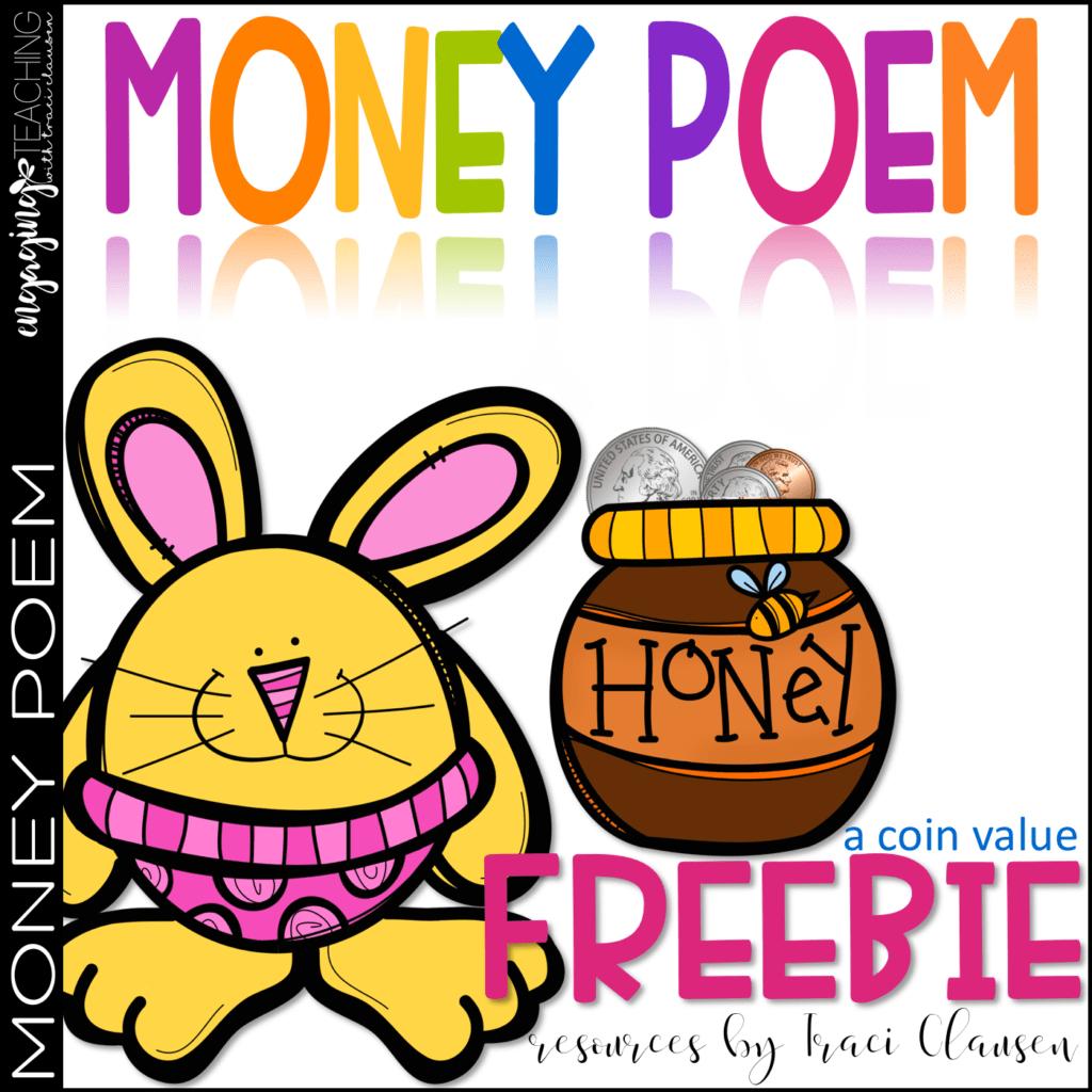 Money Poem And Test Freebie