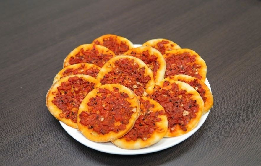 فطائر المحمره Pepperoni Pizza Food Pepperoni