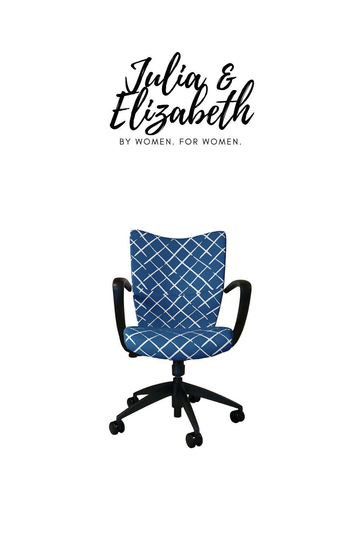 Pretty Desk Charis   Desk chair, Colorful office chair