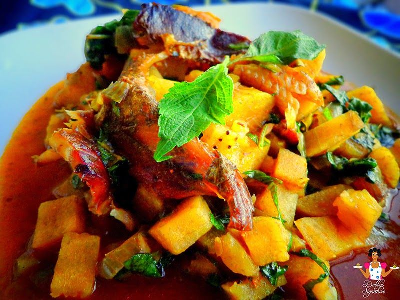 Unripe plantain porridge recipe ojoko awai west african food food dobbys signature nigerian food blog nigerian food recipes forumfinder Images