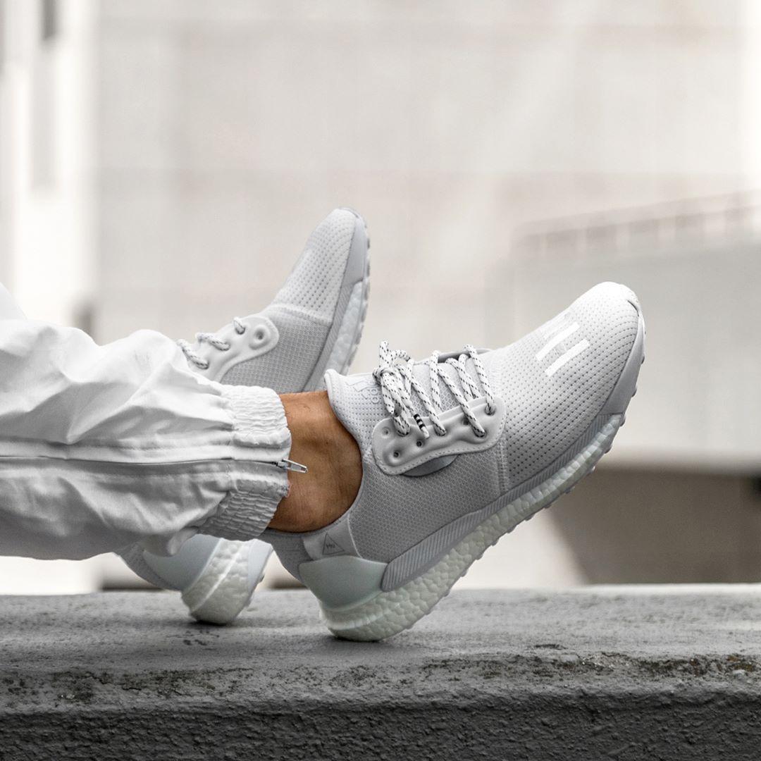 pharrell williams adidas damen weiß